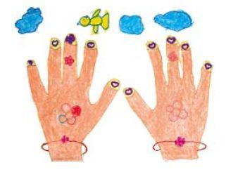 手指游戏:大门开开 怀孕第62天胎教