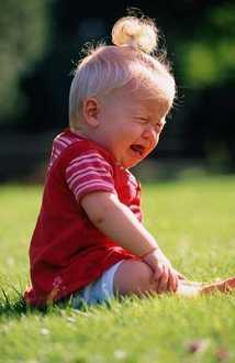 小儿被蚊虫叮咬后要防感染