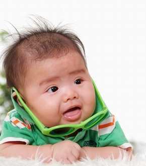 治疗婴儿湿疹的四字要诀