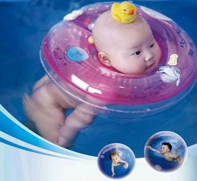 新生儿游泳的5大好处(图)