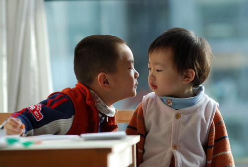 动感宝贝·我型我秀第96期:兄妹俩(图)