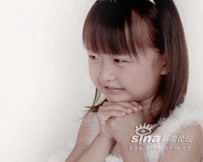 动感宝贝·我型我秀第133期:小美女(图)