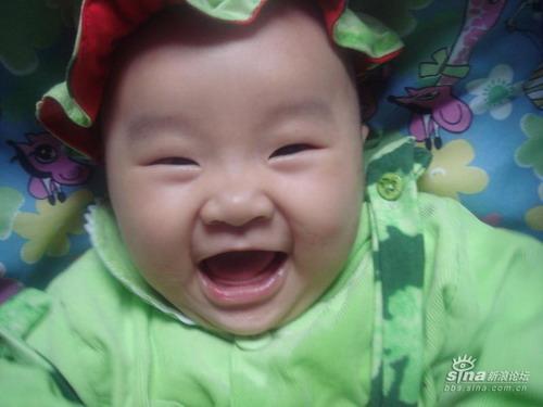 为此,我们特举办[新浪宝宝笑脸]原创摄影征集活动,为迎接奥运,展现