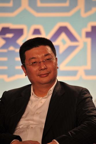 特邀嘉宾:分众传媒董事局主席江南春(图)