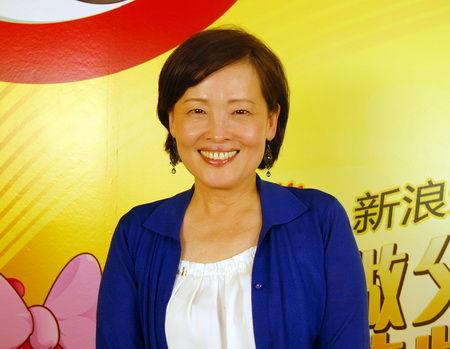 著名儿童心理教育专家金韵蓉做客新浪