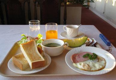 """""""粗+细""""的营养早餐(图)"""
