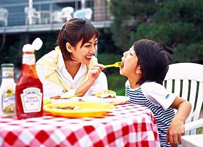 孩子食欲佳也应注意节食