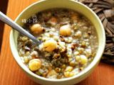 绿豆薏米粥