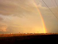【南非】也为雨过天晴后的彩虹而感动