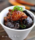 蚝油香菇鸡翅