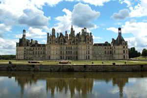 法国恬静古典的后花园