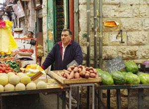 耶路撒冷Machane Yehuda市场