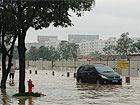 泉州:大雨淹没不少路段