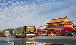 2014年底北京公共交通出行比例将达48%