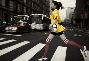 甘婷婷:世界杯的夏天