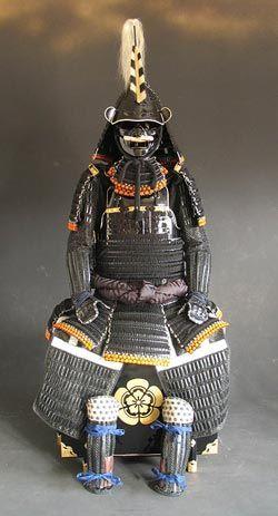 织田信长的铠甲
