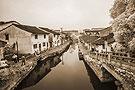 江南水乡的宁静世界