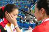 刘璇:为程菲抹去泪水,我们爱你(组图)