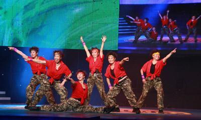 全国大学街舞大赛北京启幕
