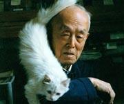 季羡林先生与爱猫