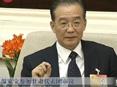 视频:温家宝参加甘肃代表团审议心系五件事