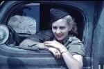 二战中美丽的法国女兵