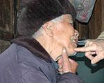 生活在100年前的远征军老兵李华生