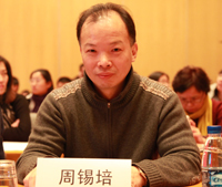 中版集团数字传媒有限公司总经理周锡培