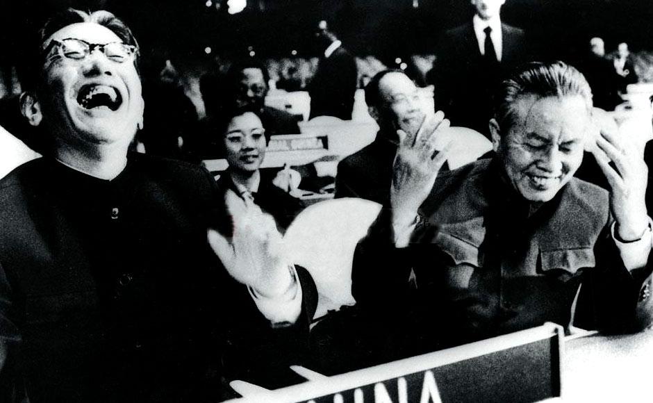 中国外交官手记:重返联合国的惊险岁月