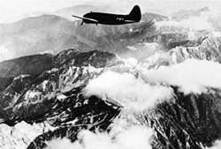 美国的空中协助是远征军获胜的重要砝码