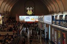 上海书展中央大厅