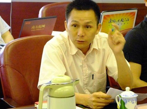 新浪中国好书榜月榜制榜人:谌毅兵
