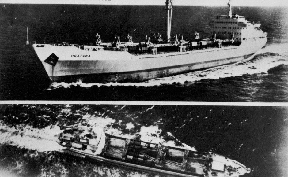 高清大图:猪湾事件与古巴导弹危机