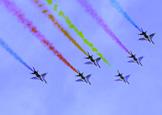 八一飞行队是世界著名表演队