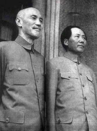 炮打金门:毛泽东与蒋介石反美的双簧戏