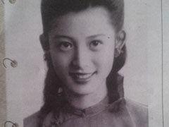 网友晒已故祖母年轻靓照:美得超越时代