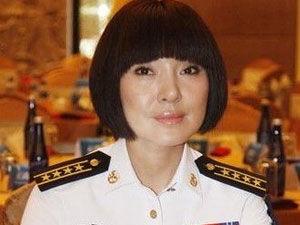 歌手陈红上周正式离婚