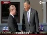 特朗普参选总统受访谈中俄 出位言论逗笑主播