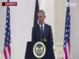 肯尼亚总统回应奥巴马挺同性恋:道不同不相为谋