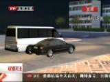 现场:19岁男子醉驾撞救护车 父亲交警队怒掌掴