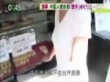 日节目罗列中国游客不文明:边走边吃禁烟区抽烟