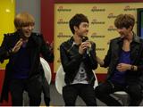 EXO-K做客新浪清晰完整版  <br/>打趣卖萌搞笑不断