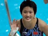 陈若琳为奥运节食一年
