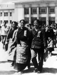 1965年9月1日,西藏自治区成立