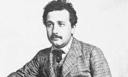 普通青年爱因斯坦