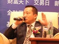 龙腾资产管理有限公司董事长吴险峰