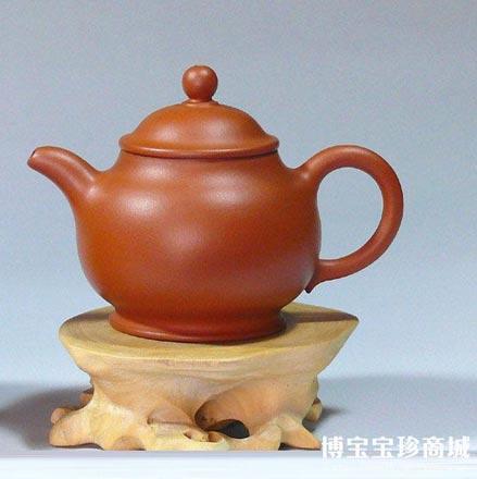 精品紫砂*一对小圆潘壶*小品。