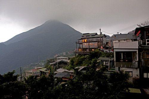 九份:台湾人的精神小城(组图)