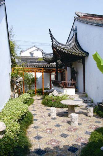 """苏州传统建筑的""""世界时尚"""""""