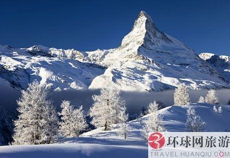 瑞士,马特宏峰
